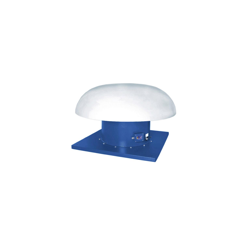 Tourelle de toiture hélicoïde Ø90T44