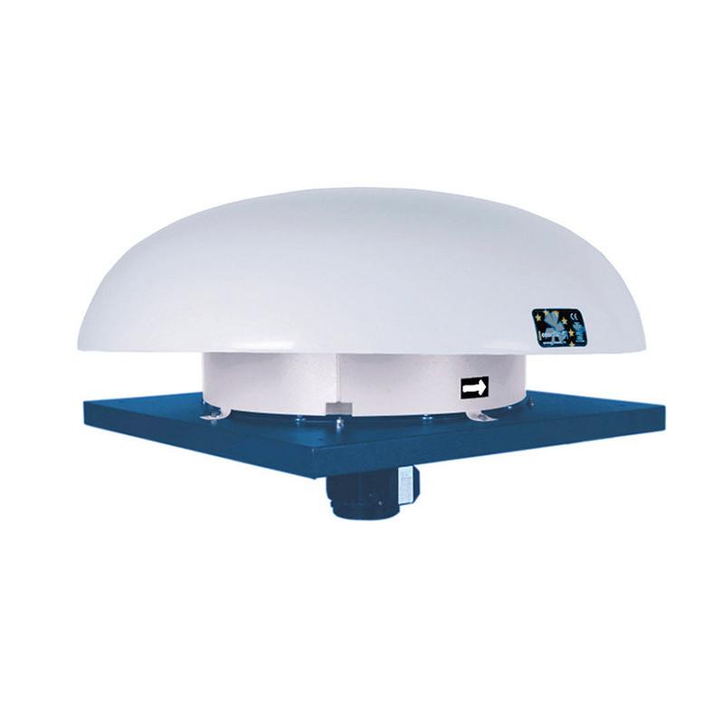 Tourelle de toiture hélicoïde Ø56T415