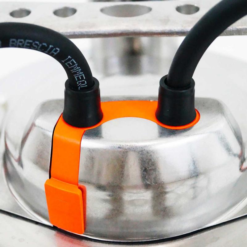 Pompe de relevage eaux pluviales Inox 380V - 0.75Kw - 260L/min