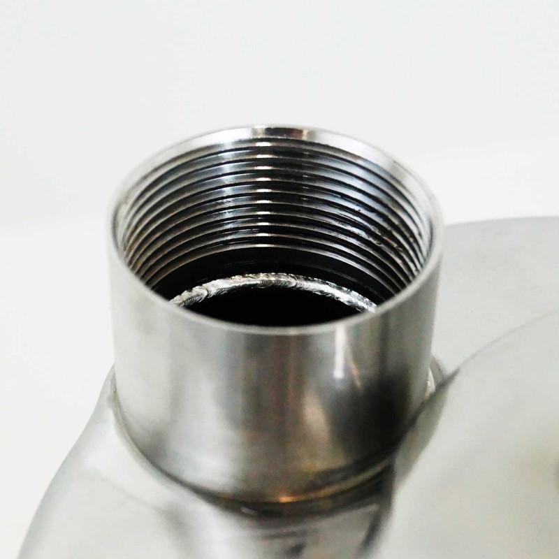 Pompe de relevage eaux pluviales Inox 0.25Kw - 140L/min
