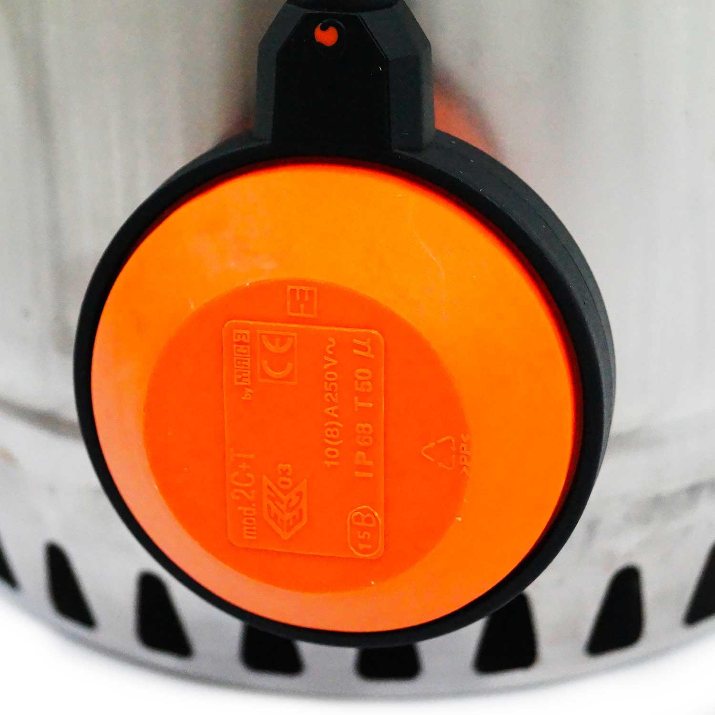 Pompe de relevage eaux pluviales Inox 0.55Kw - 220L/min