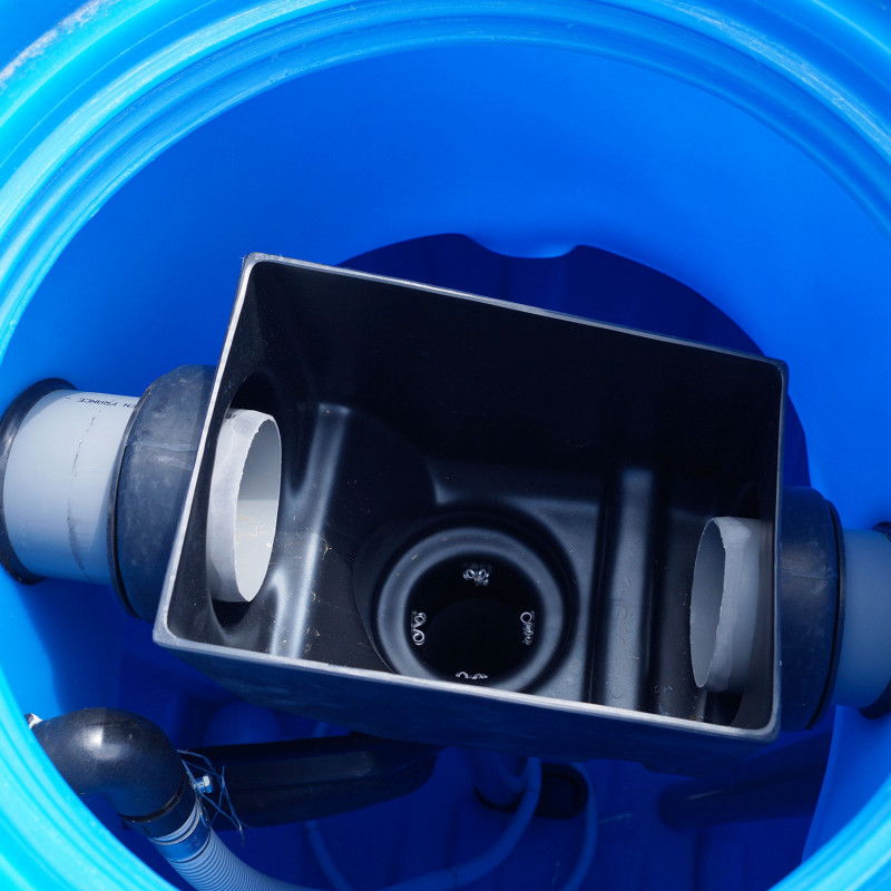 Réservoir Cuve eau de pluie PEHD 15000L