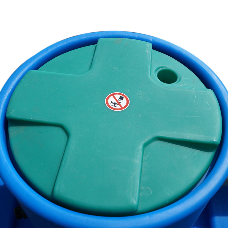Réservoir Cuve eau de pluie PEHD 20000L