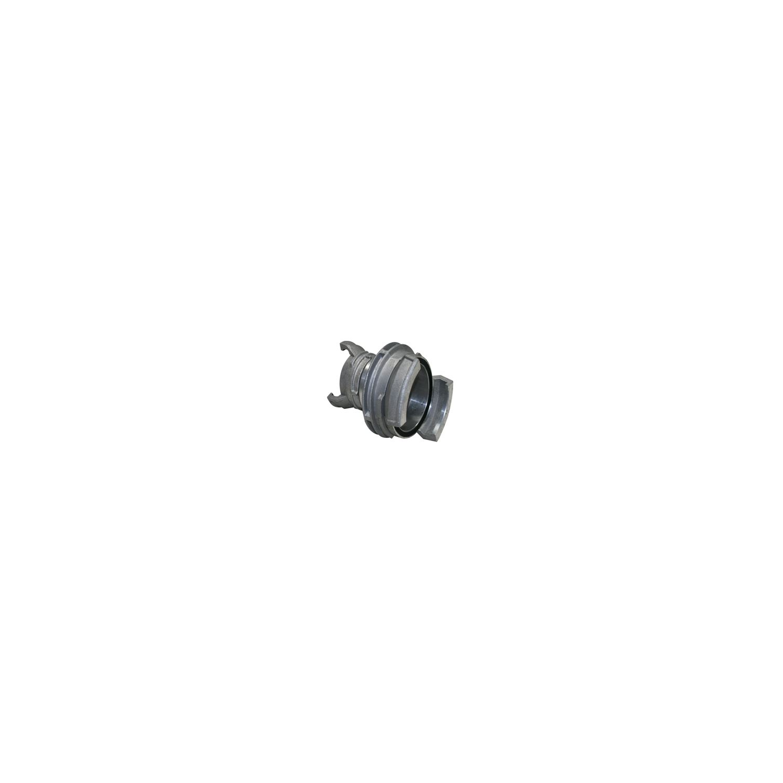 Réduction Alu avec verrou DN40xDN50