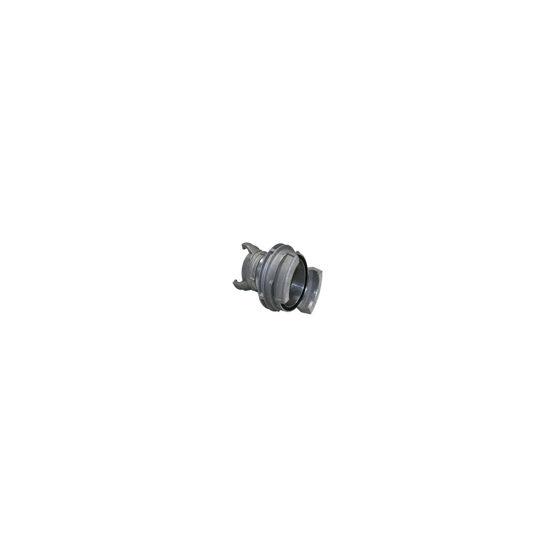 Réduction Alu avec verrou DN65xDN100