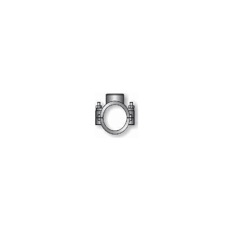 """Colliers de prise en charge 17010 D50x1""""1/4"""