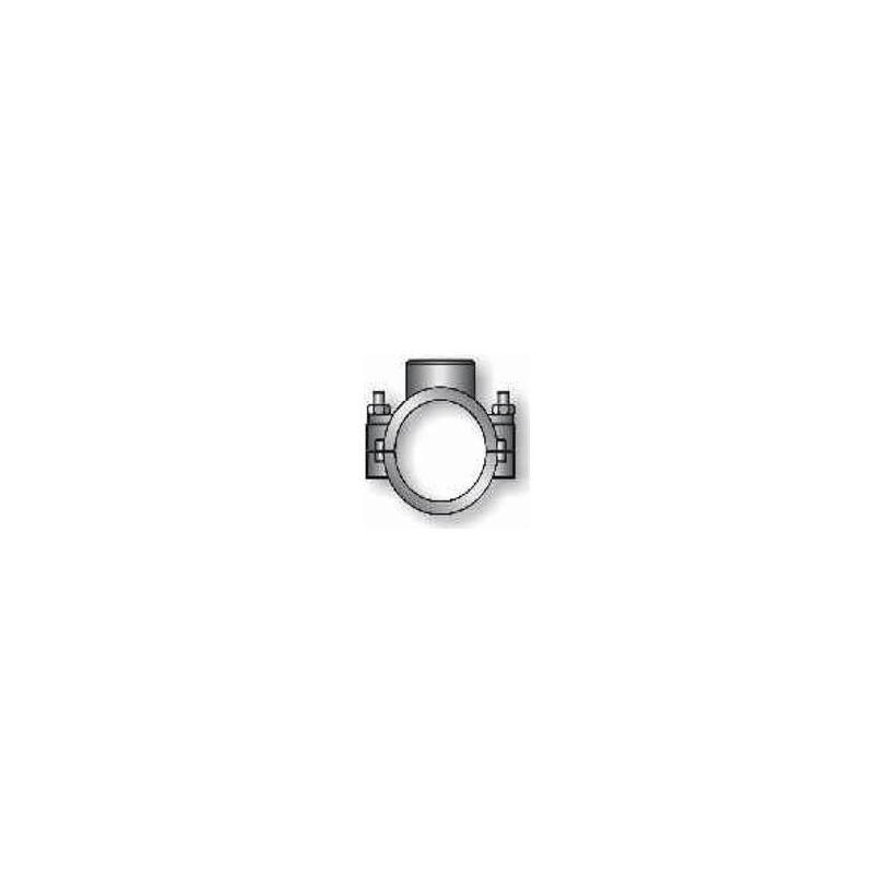 """Colliers de prise en charge 17010 D75x1""""1/4"""