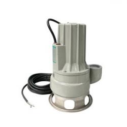 Pompe eau chargée 380V 1.5Kw/2.2cv à roue Vortex