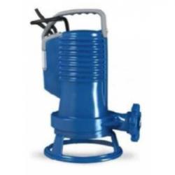 Pompe eau chargée 380V 2.2Kw/3cv à roues monocanal Gros débit