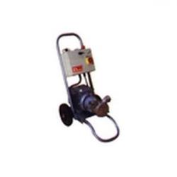 Pompe auto-amorçante à rotor flexible 230V 1.1Kw avec chariot