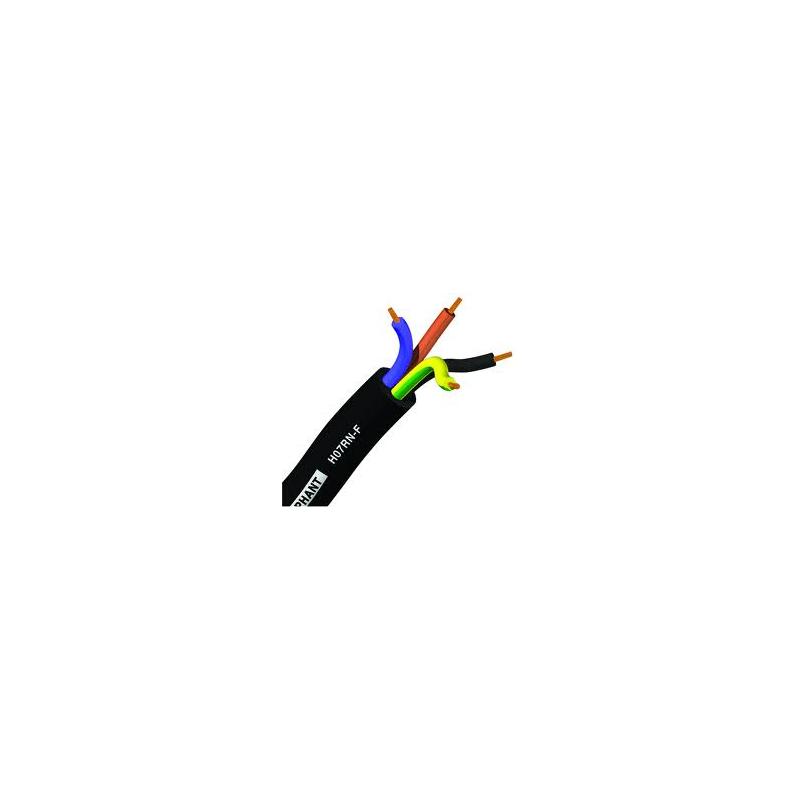 Câble électrique HO7 RN-F 4G1.5