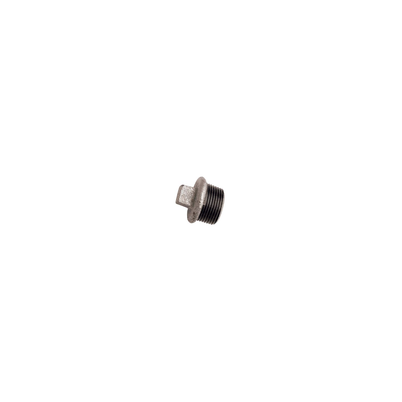 "BOUCHON GALVANISE MALE 3/4"""