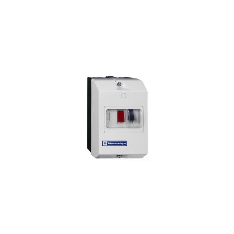 Disjoncteur magnéto-thermique 13A à 18A