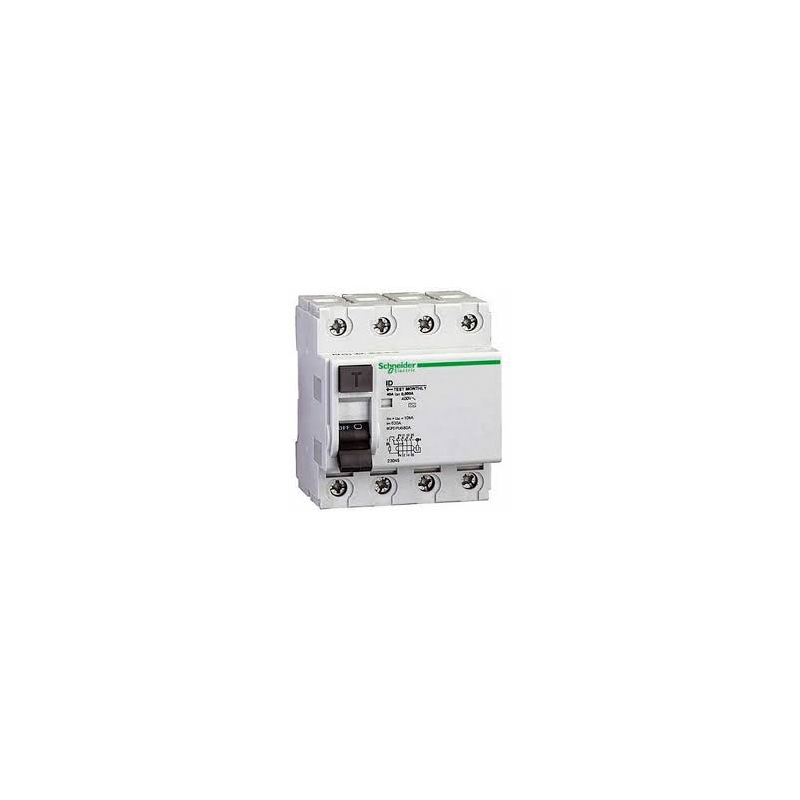 Interrupteur différentiel 63A