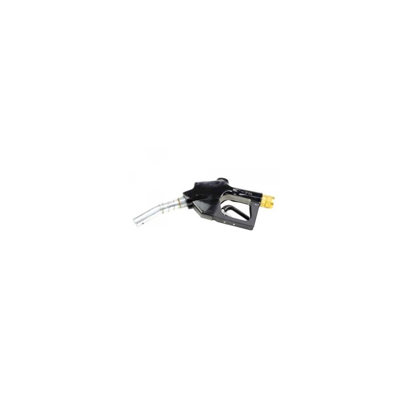 Pistolet gasoil automatique alu. 80L/min