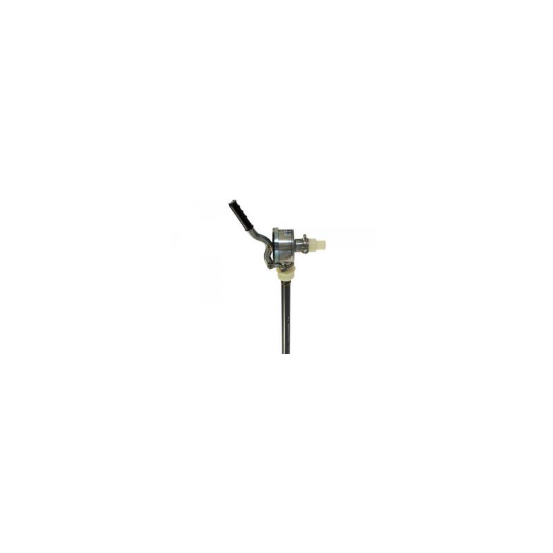 Pompe manuelle inox a membrane