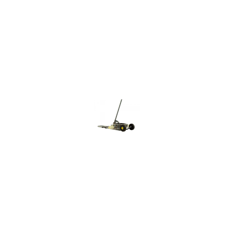 Pompe manuelle inox a membrane sur chariot