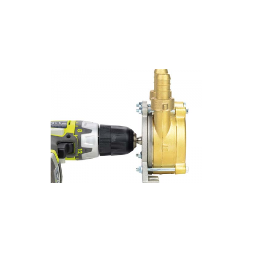 Pompe de transfert sur mandrin de perceuse Ø14mm