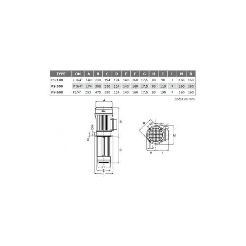 pompe auto amor ante haute pression 380v 3 8kw pompe. Black Bedroom Furniture Sets. Home Design Ideas