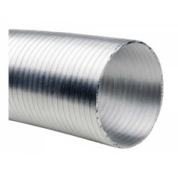 Gaine de ventilation en aluminium Ø1253m
