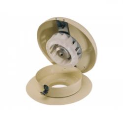 Tourelle de toiture centrifuge domestique Ø125