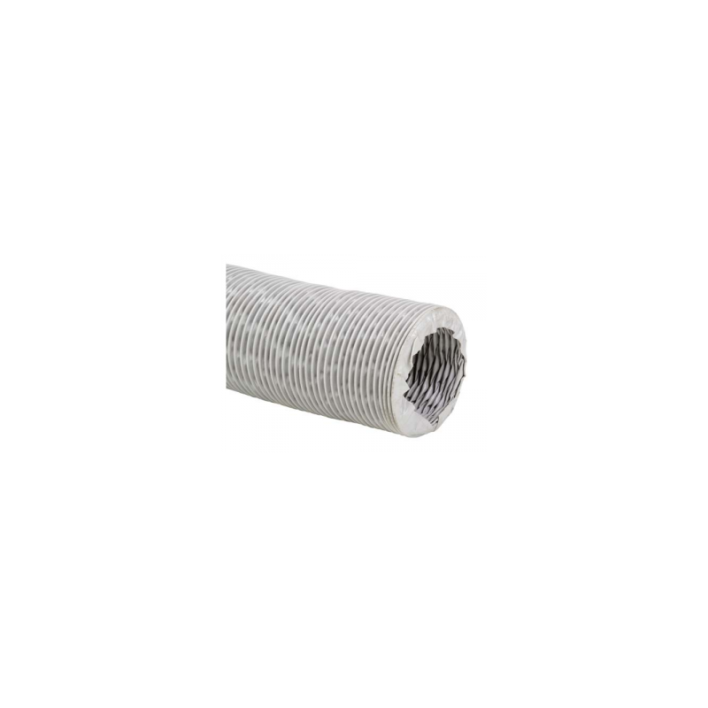 Gaine de ventilation en tissu fibre de verre revêtue de PVC Ø 203