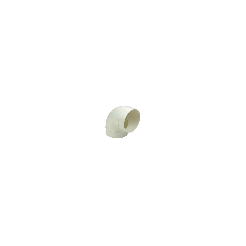 Coude 90° pour gaine AluG Ø90323