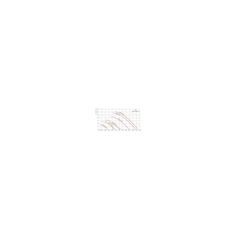 Tourelle de toiture hélicoïde Ø40T413