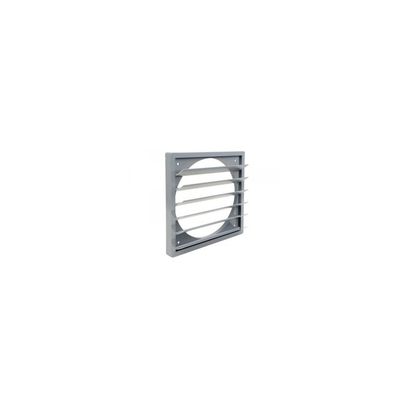 Volet automatique PVC Ø80