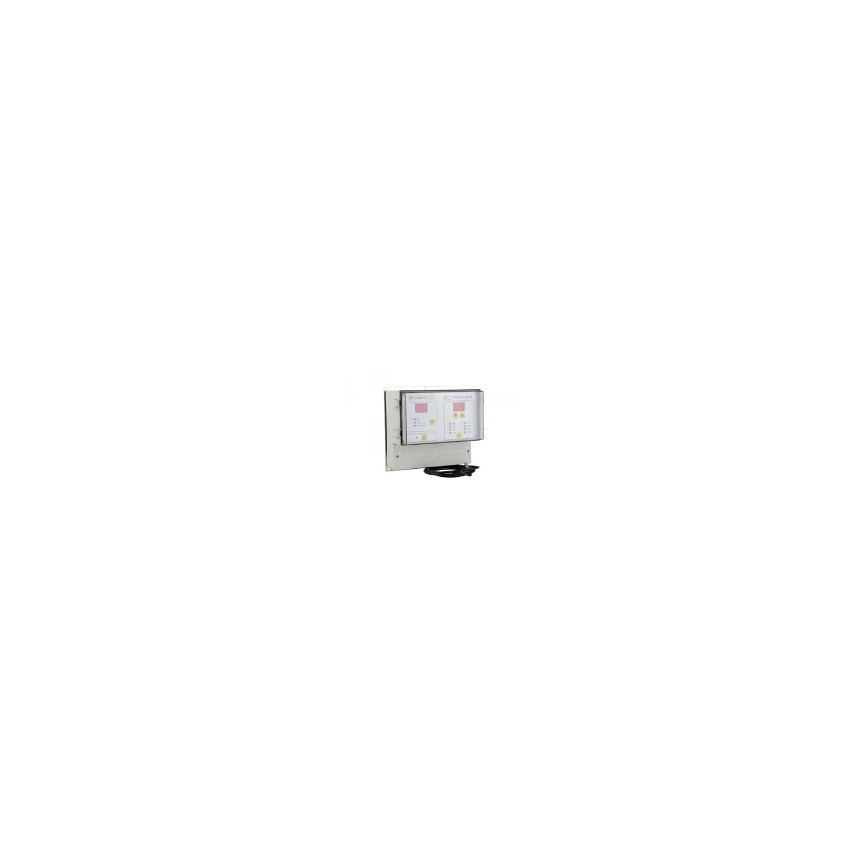 Variateur de vitesse avec sonde de température mono 230 V Ø1200