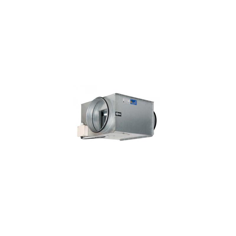 Ventilateur en ligne, en caisson insonorisé SB  Ø125H