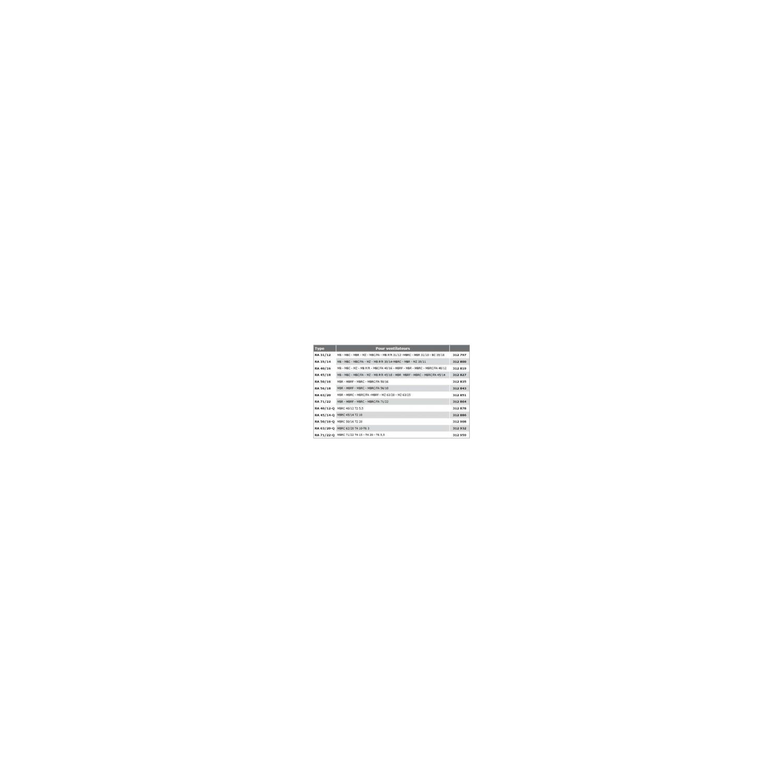 Grille de protection aspiration RA Ø7122