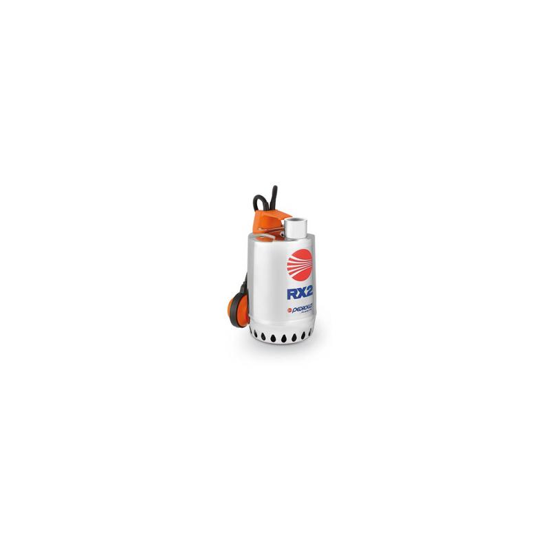 Pompe de relevage eaux pluviales Inox 380V - 1.1Kw - 300L/min