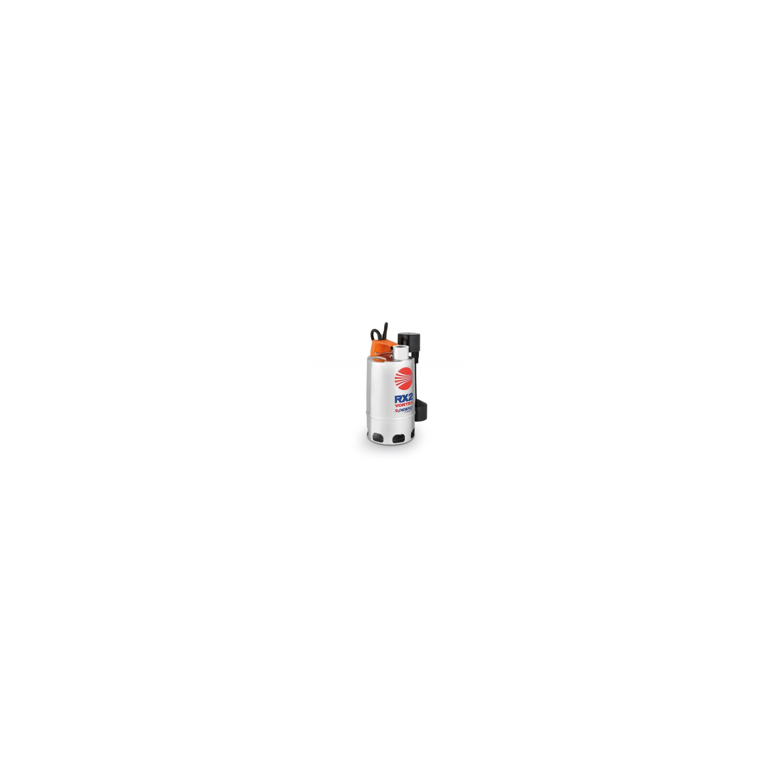 Pompe de relevage eaux pluviales Inox - 380V - 0.75Kw - 280L/min