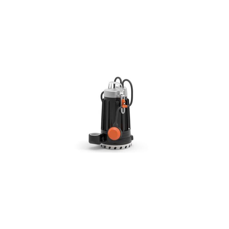 Pompe de drainage 380V -  0.75Kw - 300L/min - Fonte