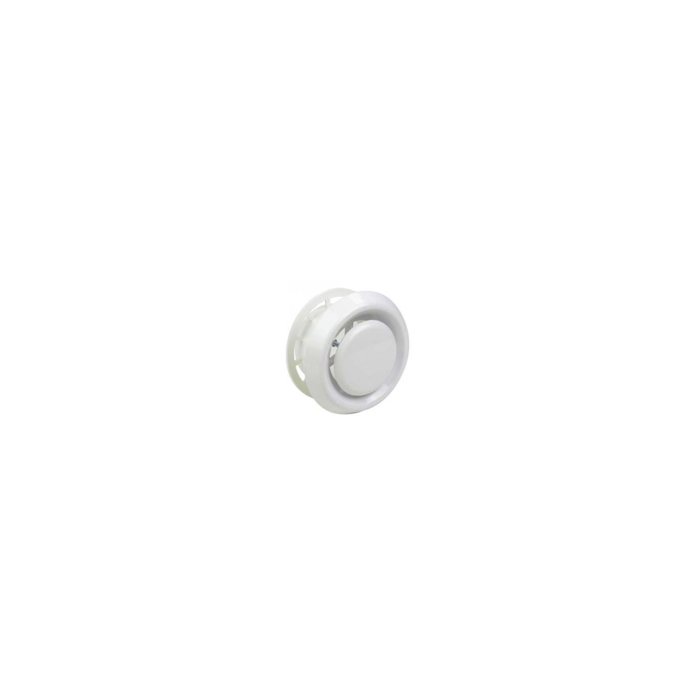 Bouche d'aération réglable pour gaine AluG Ø150