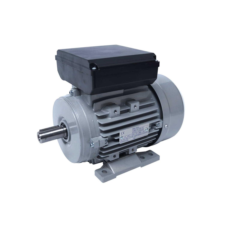 Moteur electrique 220v monophasé 1.1kW, 1000 tr/min, B3