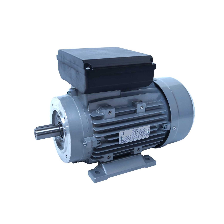 Moteur electrique 220v monophasé 0.75kW, 1000 tr/min, B14