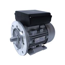 Moteur electrique 220v monophasé 0.55kW, 1000 tr/min, B5