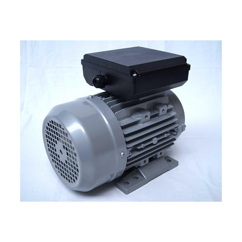 Moteur electrique 220v monophasé 1.1kW, 1500 tr/min, B3