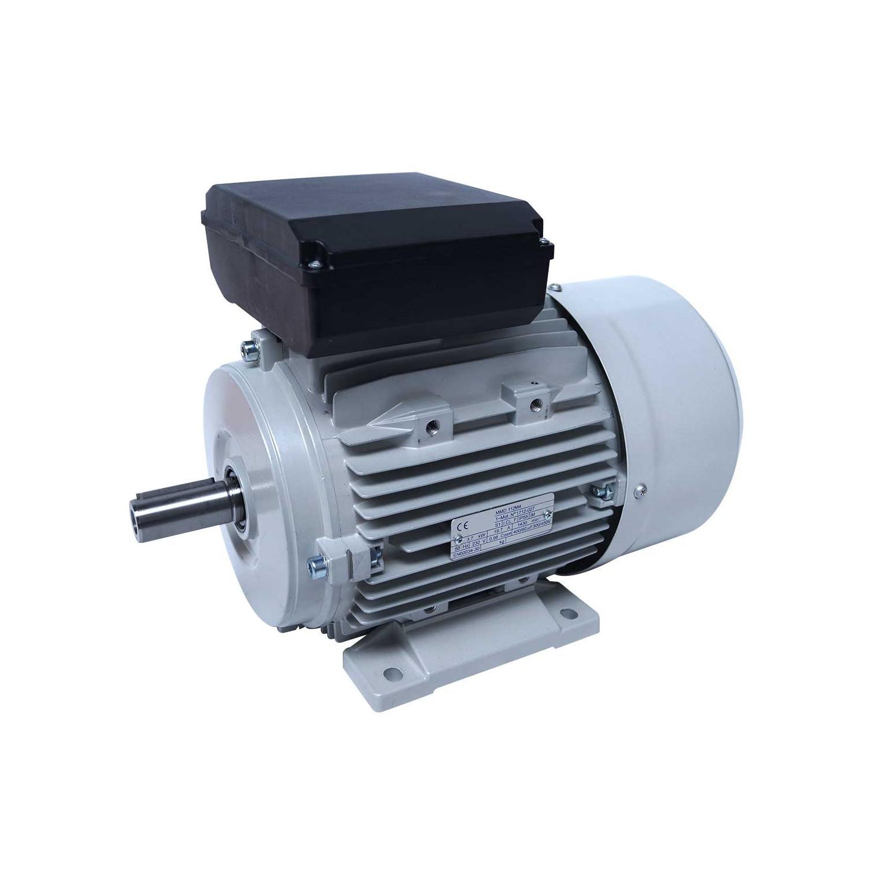 Moteur electrique 220v monophasé 3.7kW, 1500 tr/min, B3