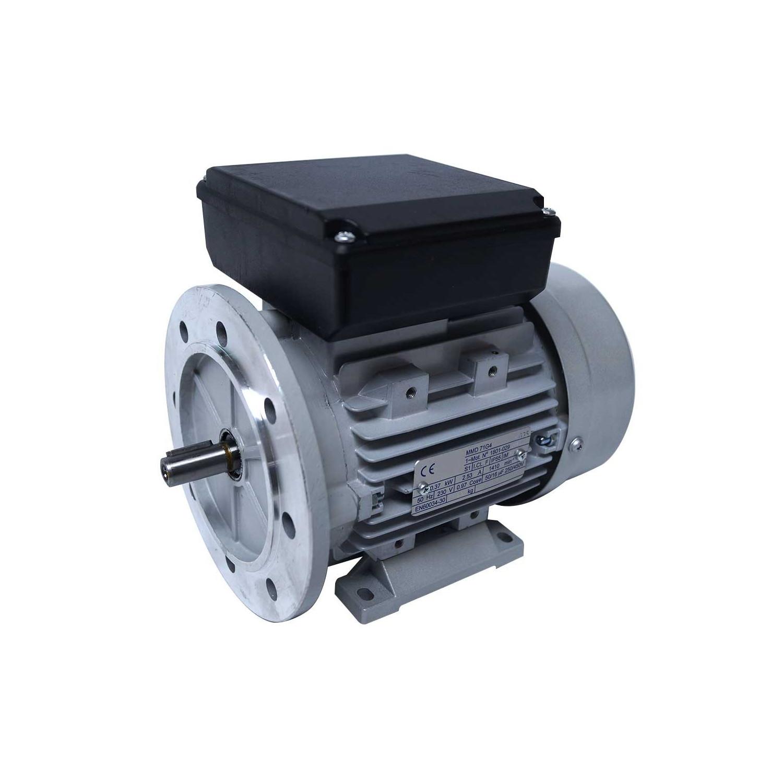 Moteur electrique 220v monophasé 0.25kW, 1500 tr/min, B5