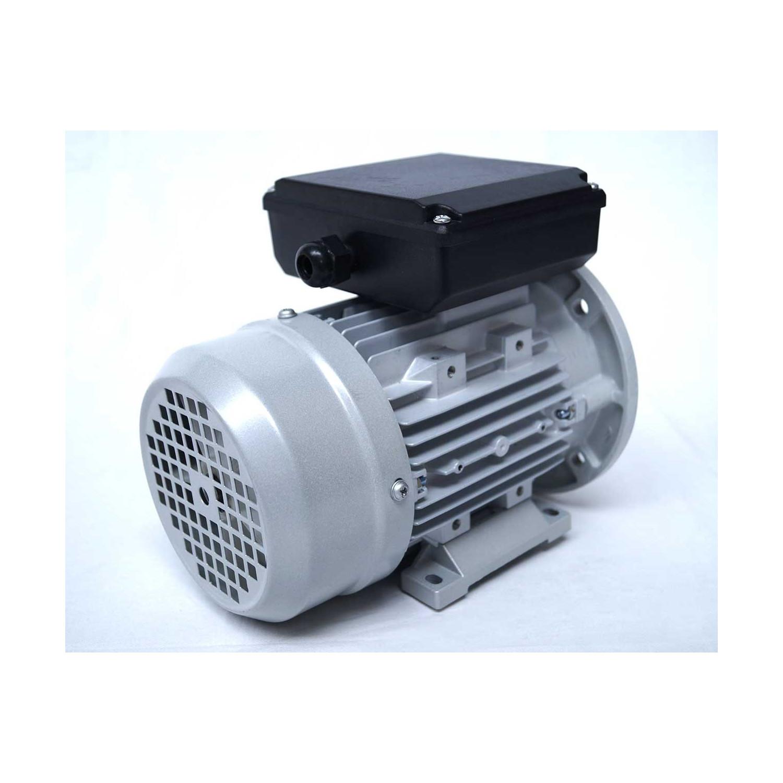 Moteur electrique 220v monophasé 0.37kW, 1500 tr/min, B5