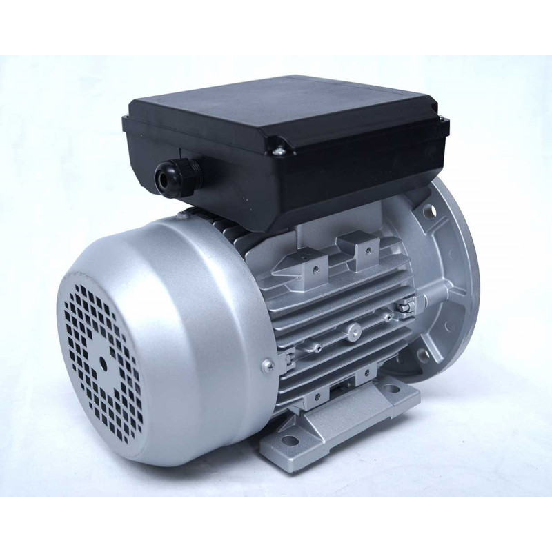 Moteur electrique 220v monophasé 0.55kW, 1500 tr/min, B5