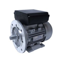 Moteur electrique 220v monophasé 0.75kW, 1500 tr/min, B5