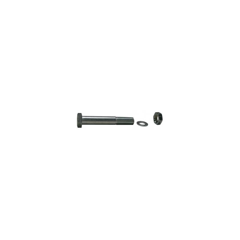 Vis, écrous et rondelles pour bride D160 QTE 8