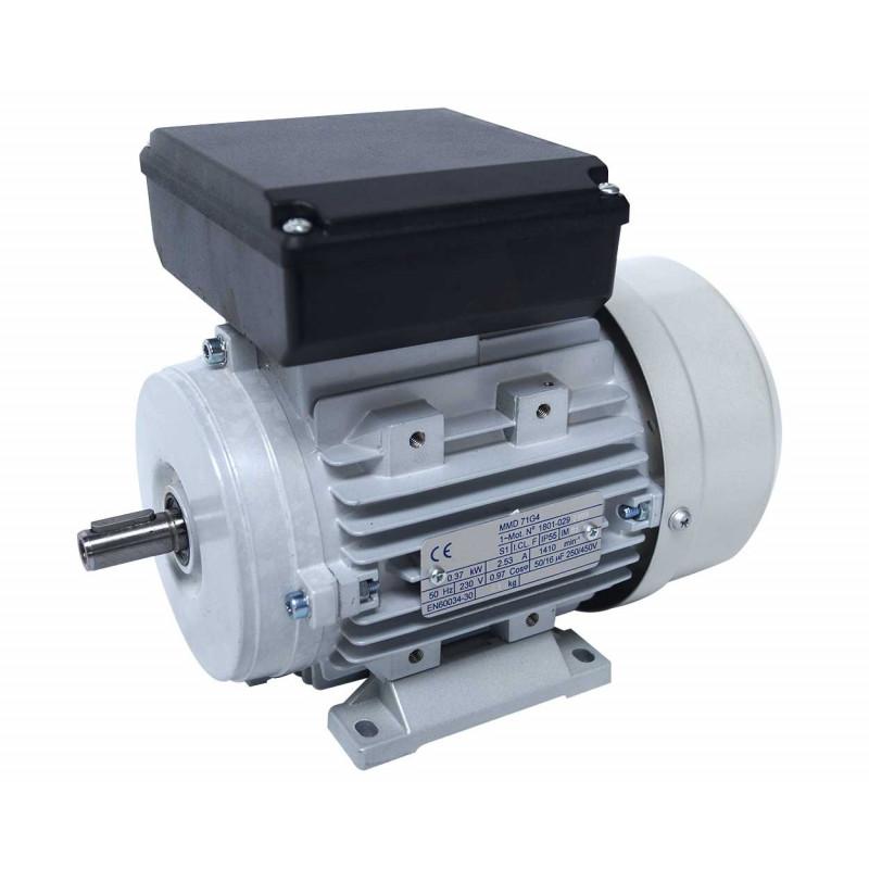 Moteur electrique 220v monophasé 0.25kW, 3000 tr/min, B3