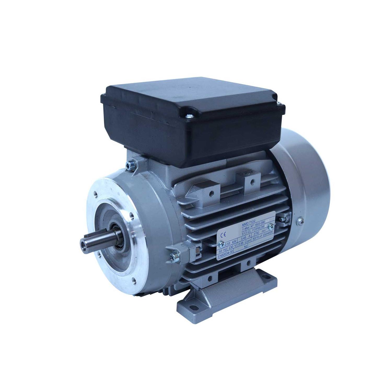 Moteur electrique 220v monophasé 0.55kW, 3000 tr/min, B14