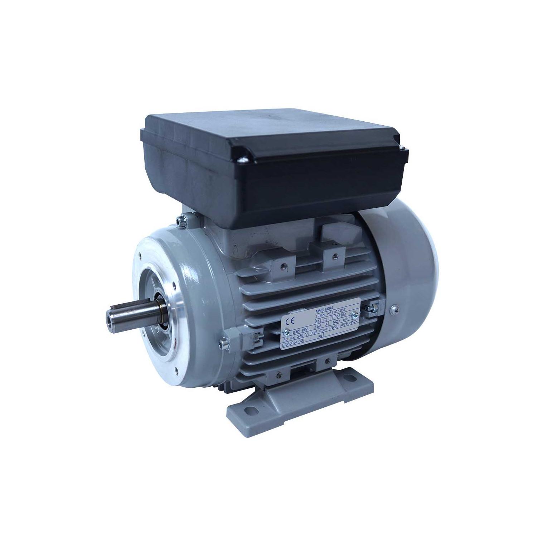 Moteur electrique 220v monophasé 0.75kW, 3000 tr/min, B14