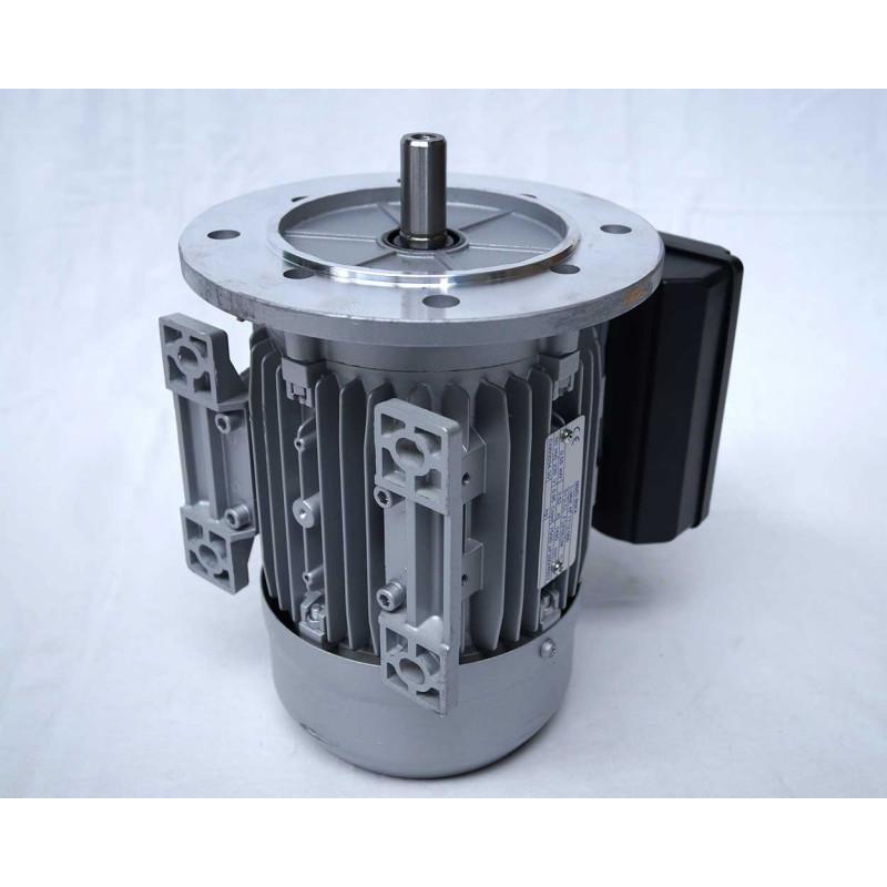 Moteur electrique 220v monophasé 0.75kW, 3000 tr/min, B5